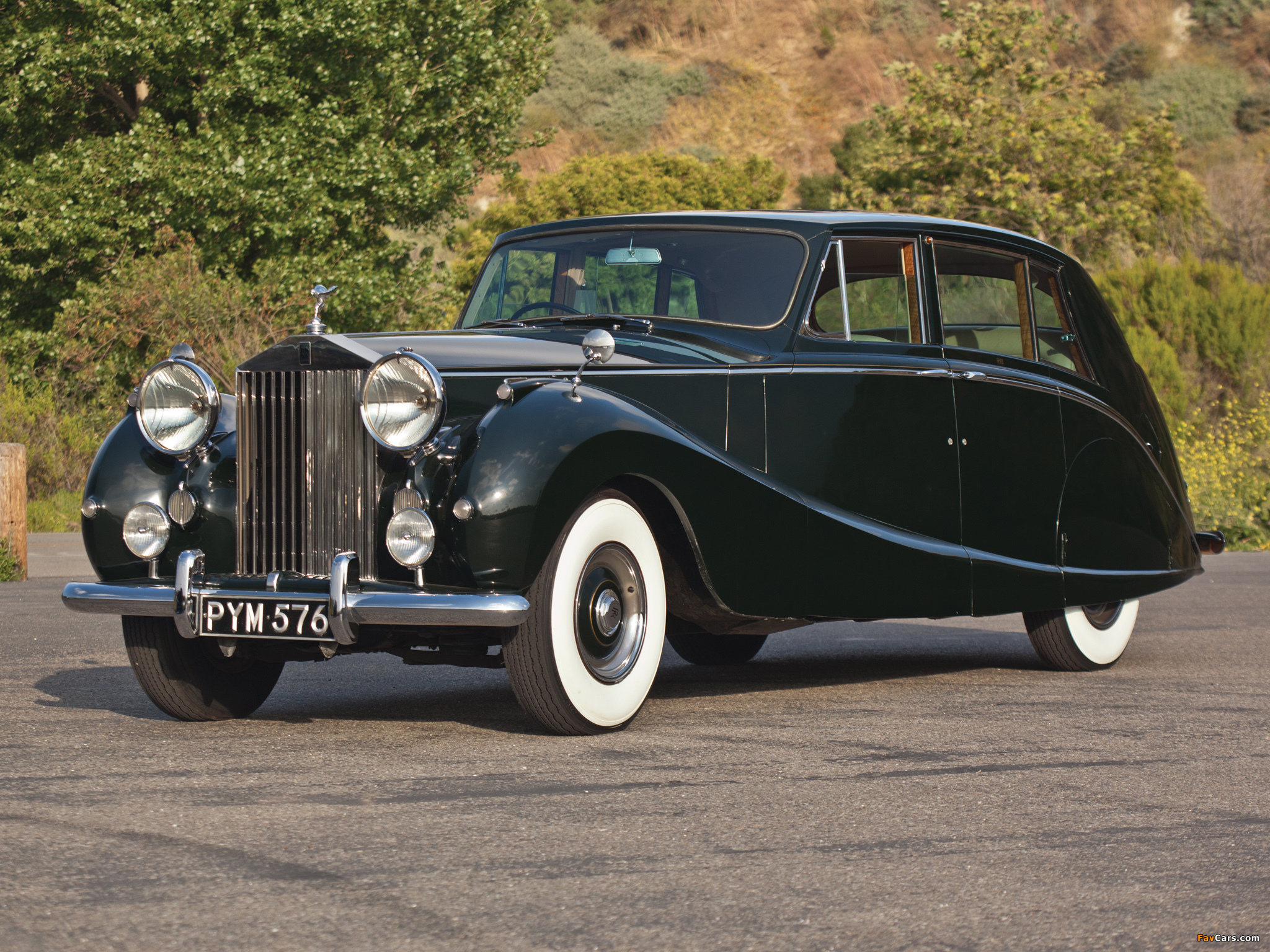 Pictures Of Rolls Royce Silver Wraith Touring Limousine By