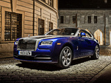 Pictures of Rolls-Royce Wraith US-spec 2013