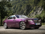 Pictures of Rolls-Royce Wraith 2013