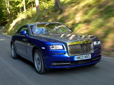 Rolls-Royce Wraith UK-spec 2013 photos