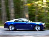 Rolls-Royce Wraith UK-spec 2013 wallpapers