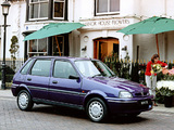 Rover 100 5-door 1994–97 images