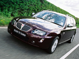 Rover 75 Tourer 2004–05 photos