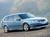 Photos of Saab 9-3 SportCombi Anniversary Edition 2007