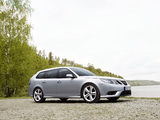 Photos of Saab 9-3 Aero SportCombi 2008–11