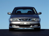 Pictures of Saab 9-3 Aero 1999–2001
