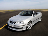 Saab 9-3 Aero Convertible 2003–07 pictures
