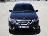 Saab 9-3 Aero SportCombi 2008–11 photos