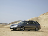 Images of Saab 9-5 Aero Wagon 2002–05
