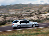 Photos of Saab 9-5 Aero Wagon 2002–05