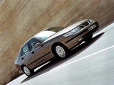 Photos of Saab 9-5 Sedan 2002–05