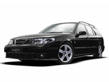 Pictures of Saab 9-5 Aero Wagon 2002–05