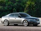 Pictures of Saab 9-5 Sedan 2010–11