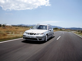Saab 9-5 Aero Wagon 2002–05 photos