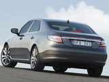 Saab 9-5 Sedan 2010–11 images