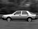Saab 9000 Turbo 1984–91 photos