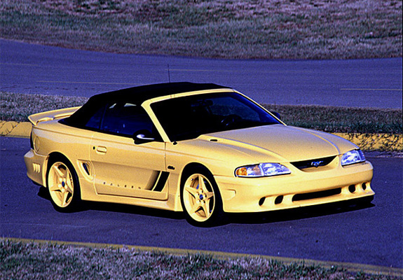 saleen s281 convertible 1996 98 pictures. Black Bedroom Furniture Sets. Home Design Ideas