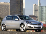 Images of Saturn Astra 5-door 2007–09