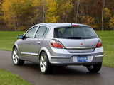 Saturn Astra 5-door 2007–09 images