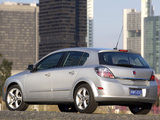 Saturn Astra 5-door 2007–09 wallpapers