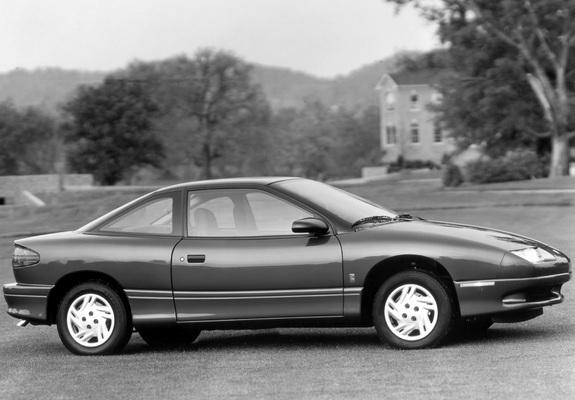 Saturn SC1 1993 ...I 95 Sc Traffic
