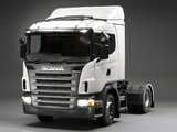 Scania G420 4x2 2005–10 wallpapers