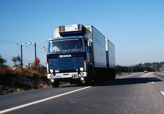 Wallpapers Scania Lbs Credited