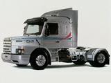 Scania T143M 500 4x2 Topline 1991–96 photos