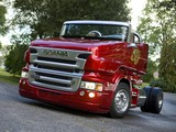 Images of Scania R999 V8 Red Pearl 2008