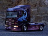 Scania 144L 530 Shark 2005 images