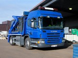 Scania P310 4x2 Low-Entry Cab 2004–10 images