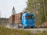 Images of Scania R620 6x4 Highline Timber Truck 2005–09