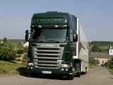 Scania R620 4x2 Topline 2005–09 photos
