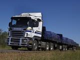 Scania R420 6x4 AU-spec 2009–13 wallpapers