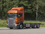 Wallpapers of Scania R470 6x2 Highline 2004–09