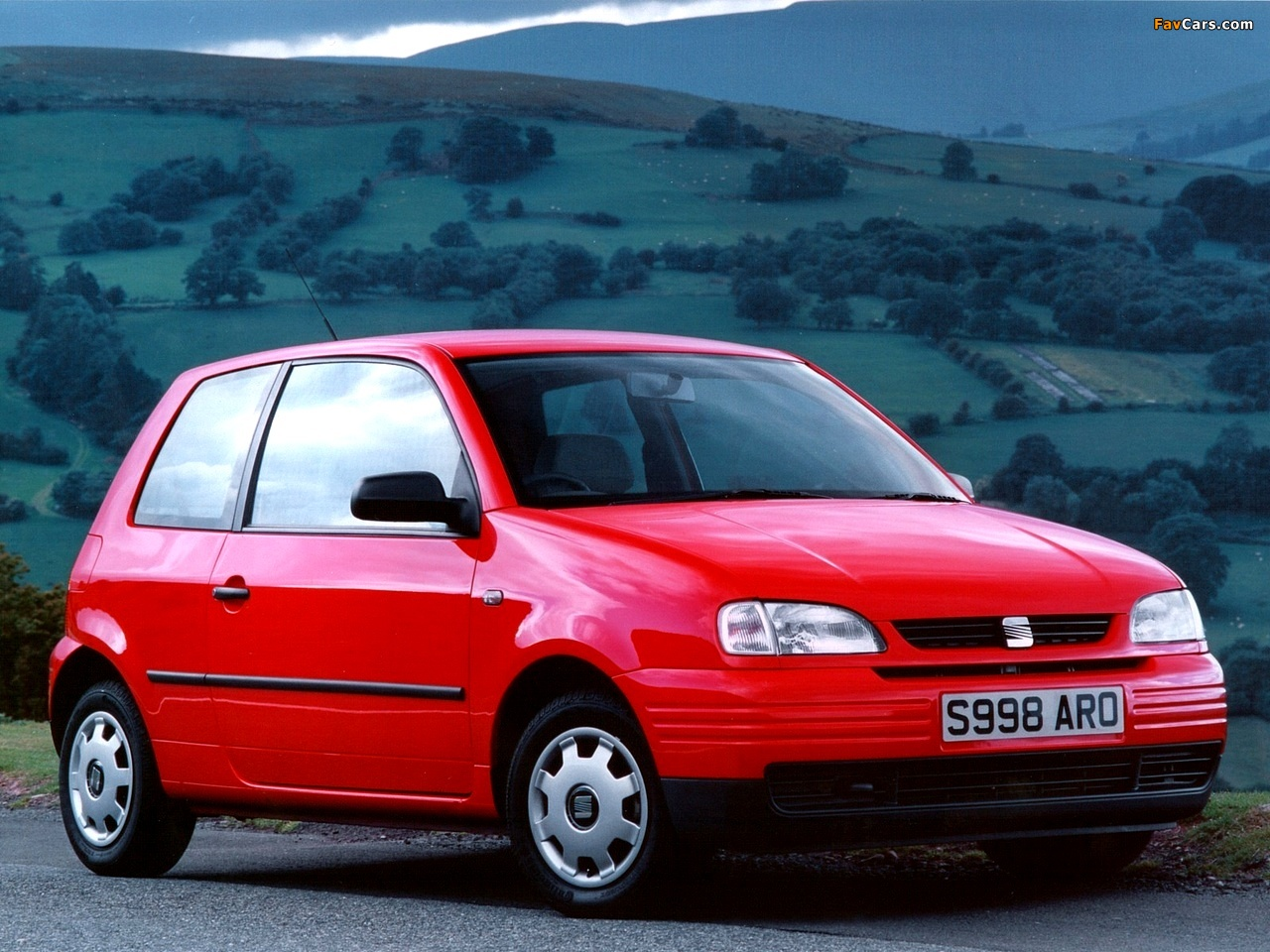 seat arosa uk spec 1997 2000 photos 1280x960. Black Bedroom Furniture Sets. Home Design Ideas