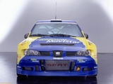 Seat Cordoba WRC 2000 wallpapers