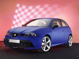 Photos of Seat Ibiza Vaillante Concept 2006