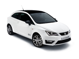 Pictures of Seat Ibiza SC FR Black & White 2013