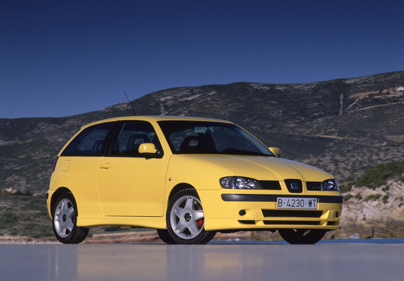 seat ibiza cupra 1999 2002 wallpapers. Black Bedroom Furniture Sets. Home Design Ideas