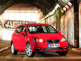 Seat Ibiza UK-spec 2012 pictures