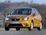 Seat Ibiza 2012 wallpapers