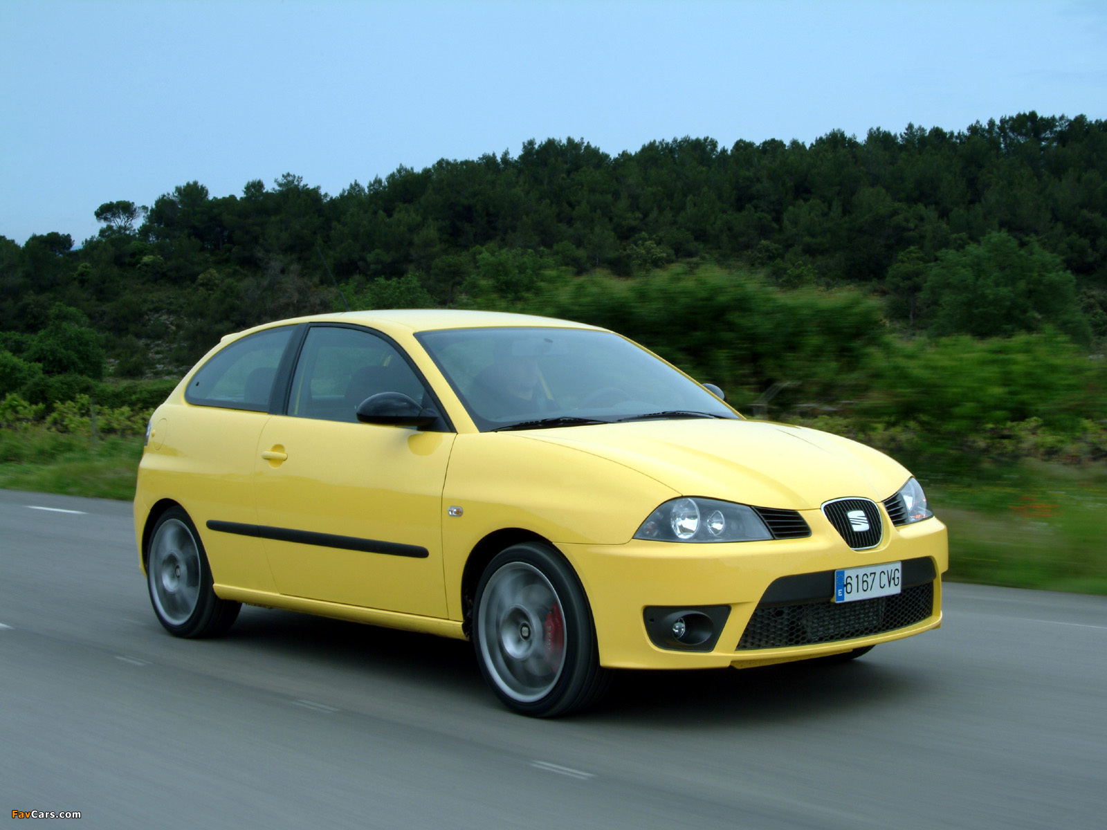 wallpapers of seat ibiza cupra tdi 2004 08 1600x1200. Black Bedroom Furniture Sets. Home Design Ideas