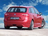 Je Design Seat Ibiza ST 2011–12 wallpapers
