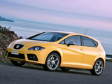 Images of Seat Leon FR 2006–09