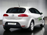 Images of Seat Leon TwinDrive Ecomotive Prototype 2009