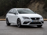Images of Seat León ST Cupra 300 (5F) 2017