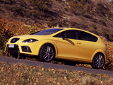 Photos of Seat Leon Cupra 2007–09