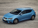 Photos of Seat Leon Ecomotive 2013