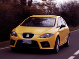 Pictures of Seat Leon Cupra 2007–09